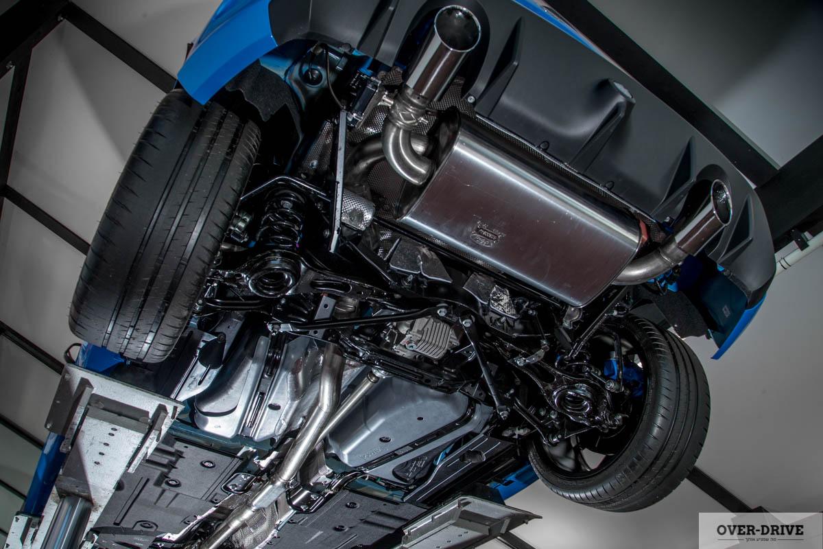 מדהים פורד פוקוס RS - כל הפרטים | אוברדרייב - אתר רכב ואופנועים VX-98
