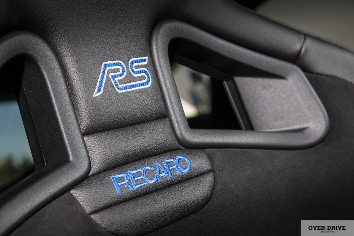 רק החוצה פורד פוקוס RS - כל הפרטים | אוברדרייב - אתר רכב ואופנועים KH-64