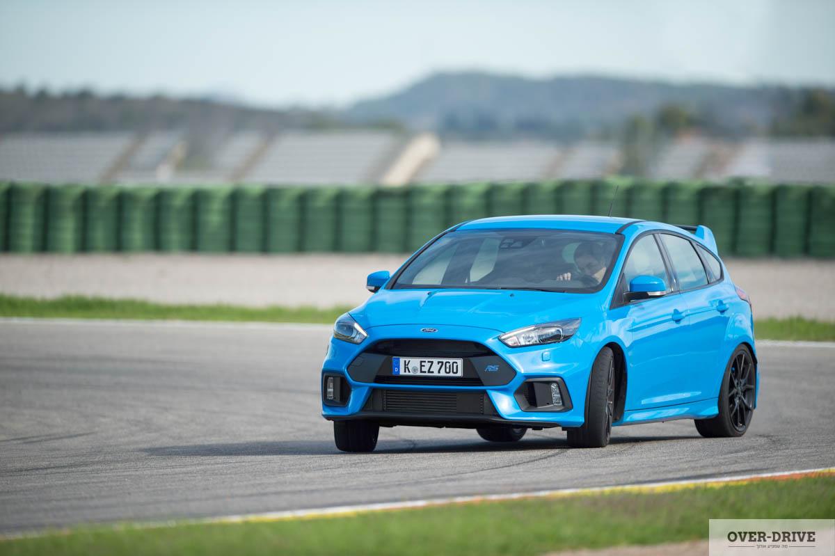 מותג חדש פורד פוקוס RS - כל הפרטים | אוברדרייב - אתר רכב ואופנועים AJ-38