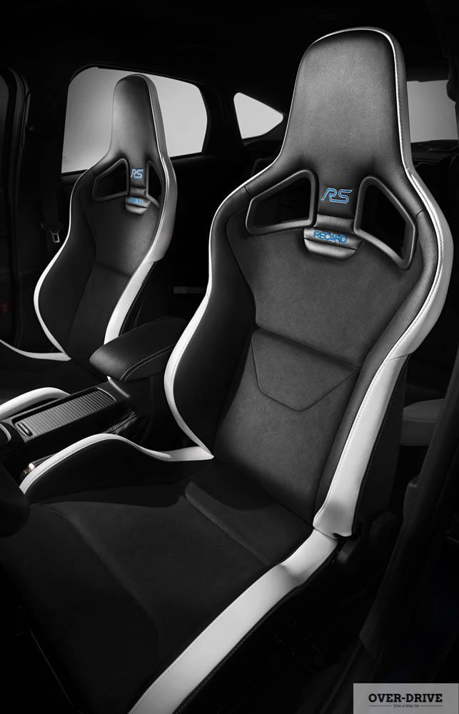 האופנה האופנתית פורד פוקוס RS - כל הפרטים | אוברדרייב - אתר רכב ואופנועים UM-91