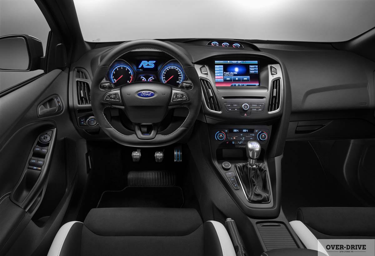 מרענן פורד פוקוס RS - כל הפרטים | אוברדרייב - אתר רכב ואופנועים PL-19