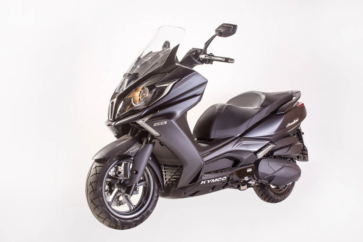 Modenas New Scooter