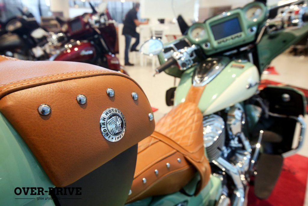 אופנועי אינדיאן בישראל
