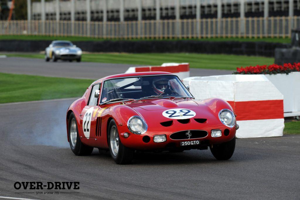 פרארי 488 GTO