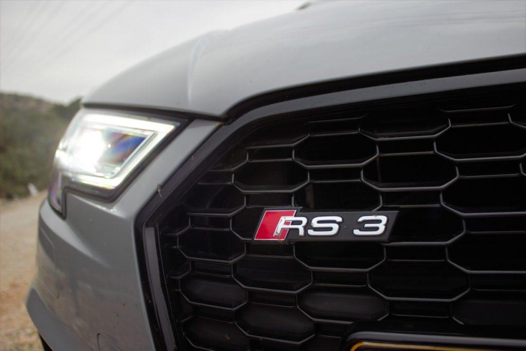 אודי RS3