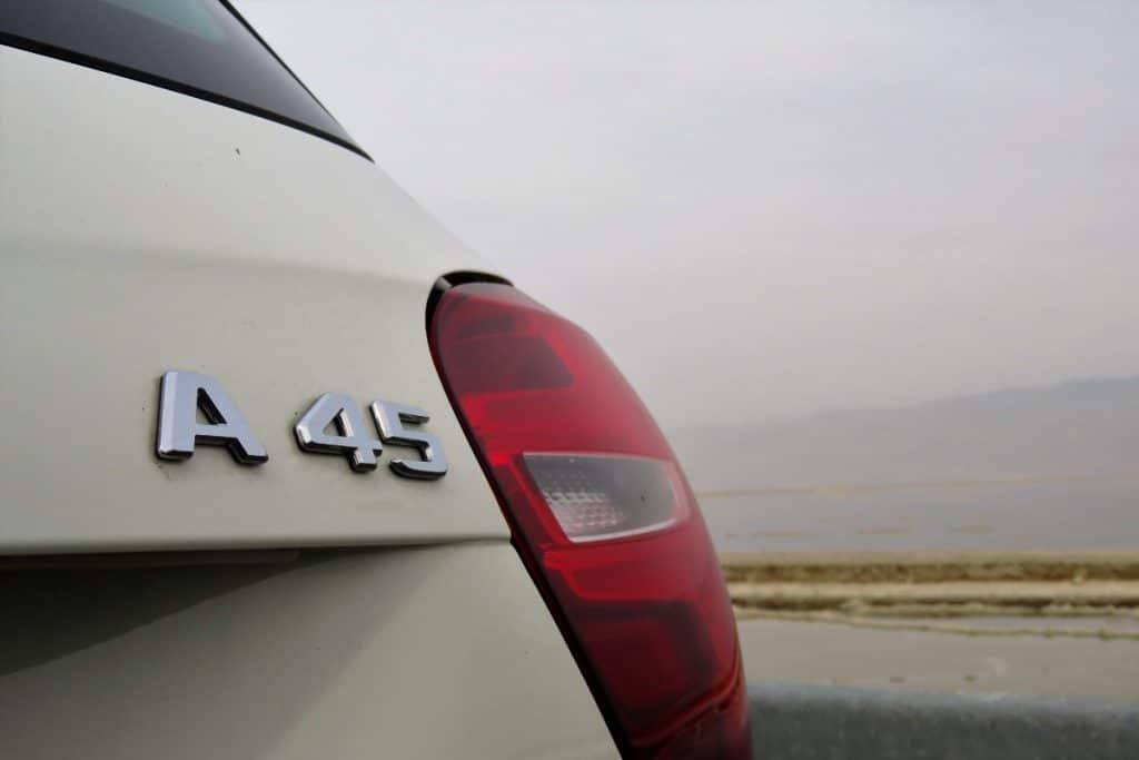 מרצדס A45 AMG