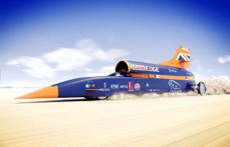 """מה צריך לעשות כדי לשבור שיא מהירות קרקעי – 1600 קמ""""ש!"""