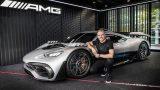 Name für exklusives Serienfahrzeug steht fest: Das Hypercar heißt Mercedes-AMG ONEName chosen for exclusive production vehicle: Hypercar to be called Mercedes-AMG ONE