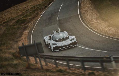 מרצדס AMG וואן – פרטים נוספים לגבי מכונית העל של מרצדס