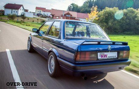 קויל-אוברים של KW גם למכוניות אספנות