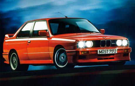BMW M story
