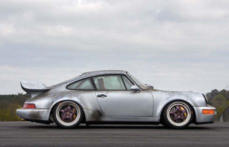 זה לא מפסיק: פורשה 911 RSR 'חדשה' במכירה פומבית