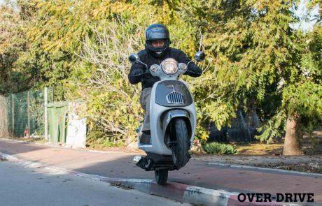 דיאלים ארומה 125 במבחן – הרכב הזול בישראל
