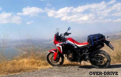 הונדה אפריקה טווין DCT – אופנוע אוטומטי?!