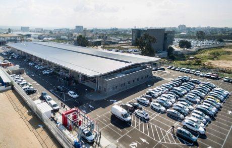 אוויס מציגה: מרכז שירות חדש וקמארו בהשכרה