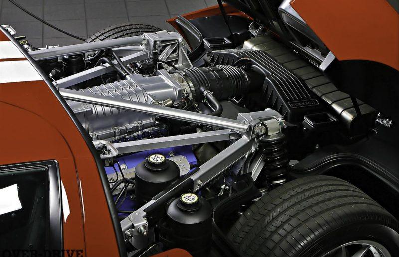 """לאכול את הלב: פורד GT למכירה עם 167 ק""""מ על השעון"""