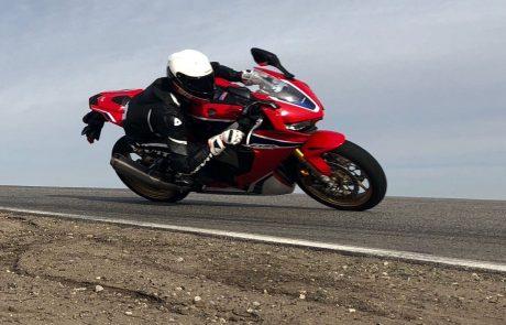 הונדה מזמינה – רכיבה בפצאל עם ג'ו רוברטס (Moto2)
