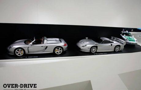 פורשה: אלו חמשת המכוניות הנדירות ביותר שייצרנו