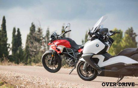 ניפוץ קלישאות: אופנוע מול קטנוע