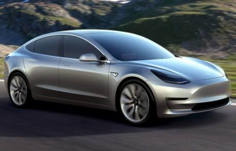 טסלה מודל 3: אז בזה אנחנו הולכים לנהוג בעתיד?